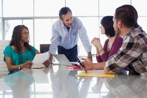 Reuniões eficazes, empresas produtivas e Administradores eficientes.