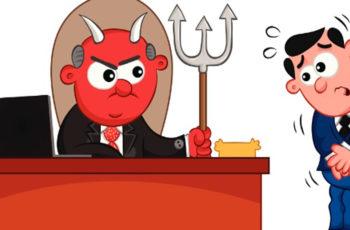 O impacto de um chefe tirano em sua equipe e nas corporações.