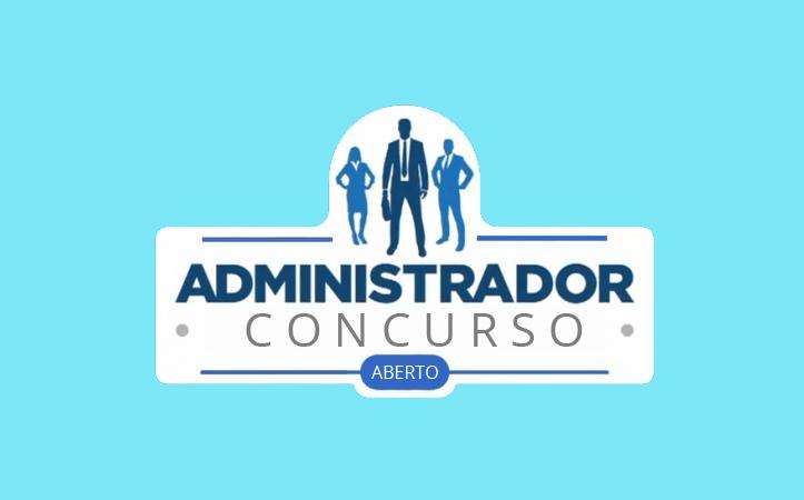 concurso aberto para administradores