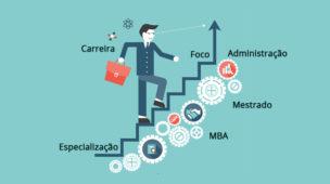 Áreas de especialização para quem cursou Administração