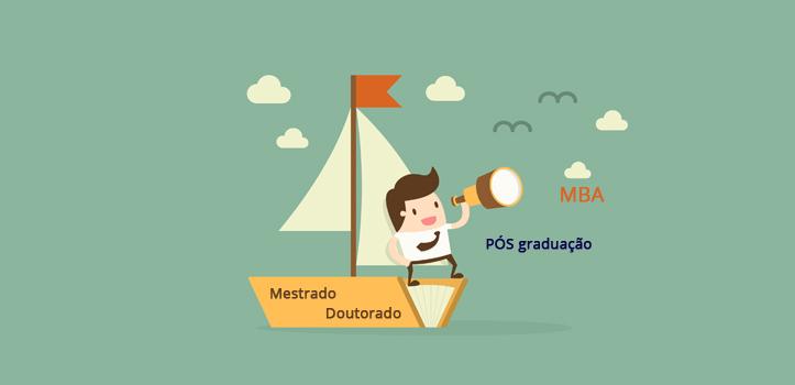 Diferença entre MBA, Pós e Especialização. O que devo cursar?